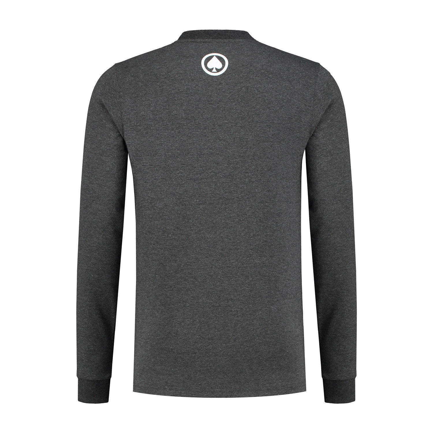 Confirm Brand T-shirt Long Sleeve  Adventure - Anthracite-3