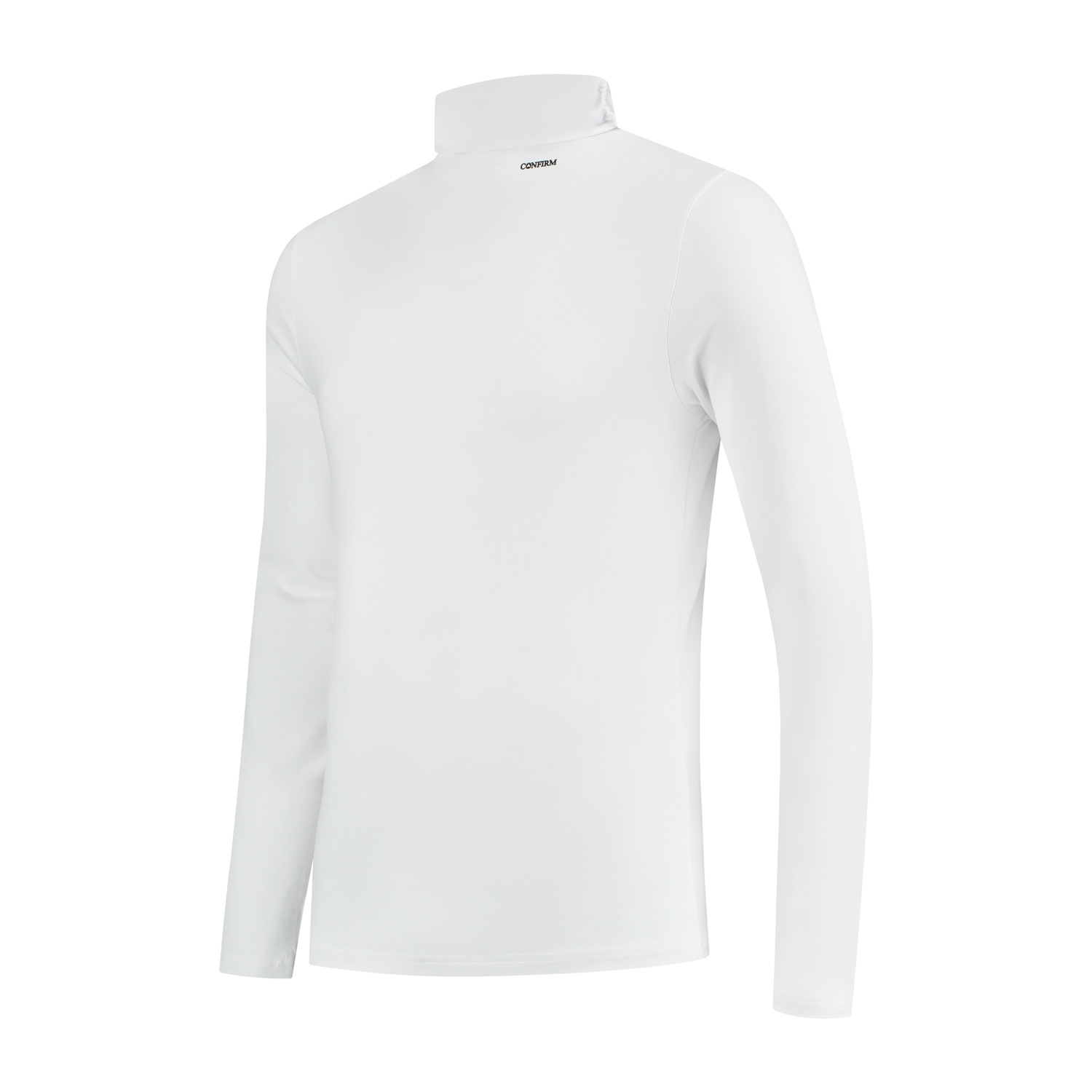 Confirm | Basic Turtleneck Confirm - Wit-2