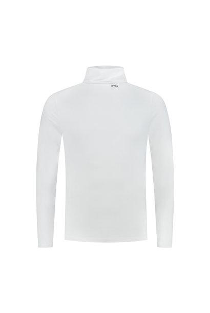 Basic Turtleneck White