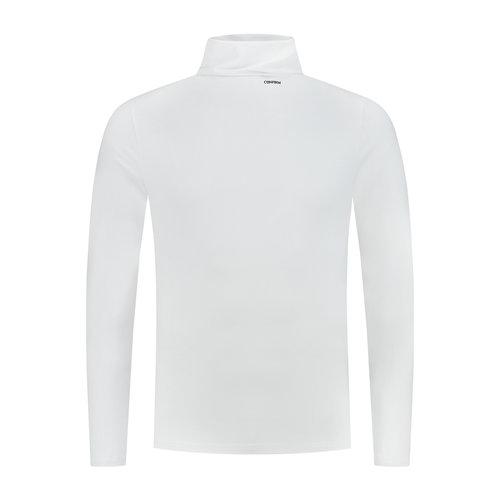 Basic Turtleneck - White