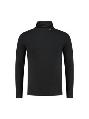 Basic Turtleneck - Zwart