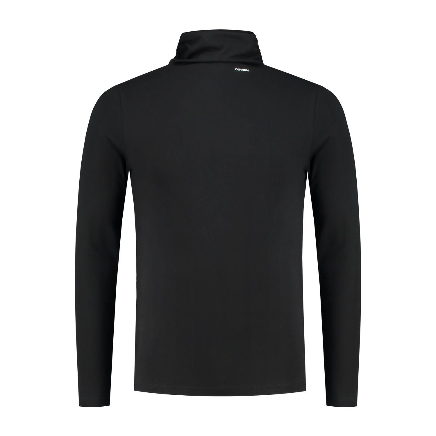 Confirm | Basic Turtleneck - Zwart-1