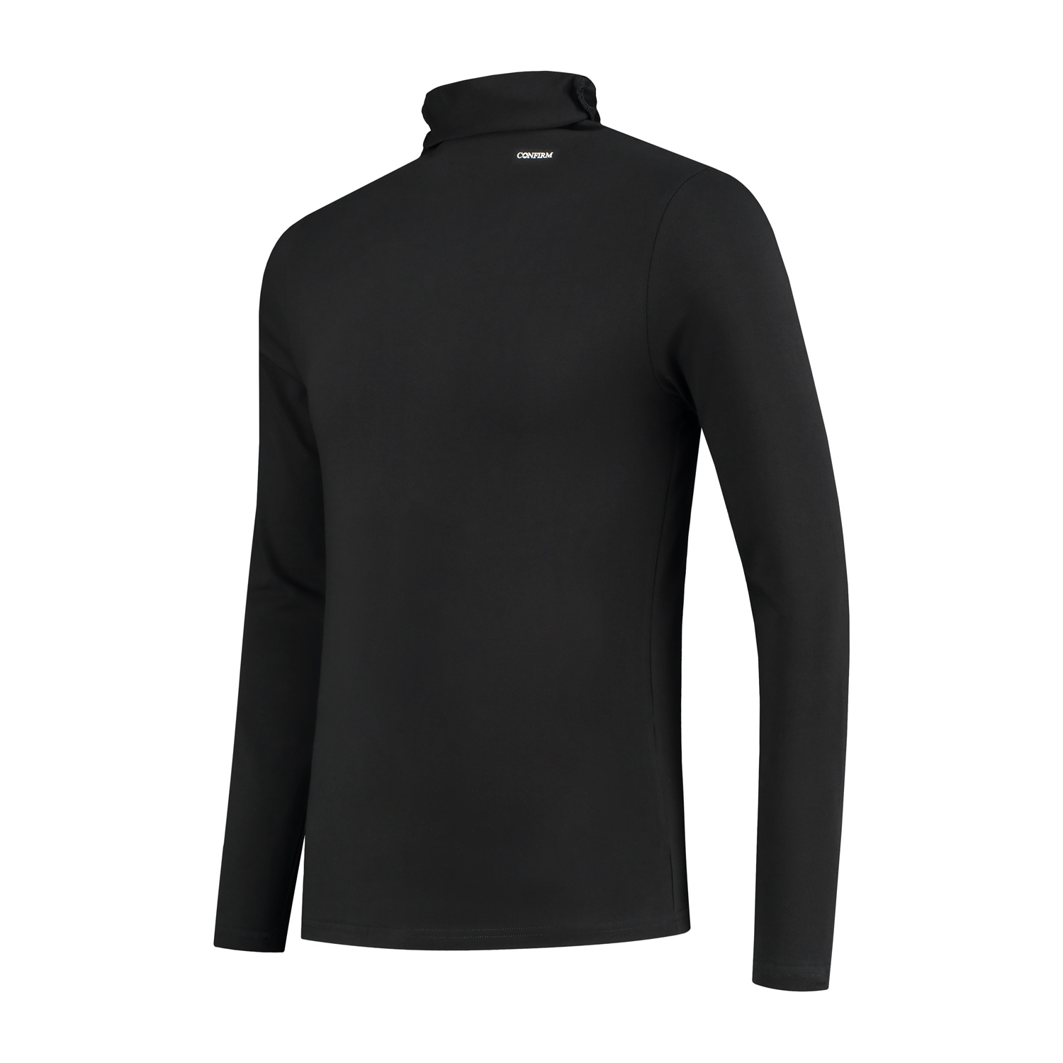 Confirm | Basic Turtleneck - Zwart-2