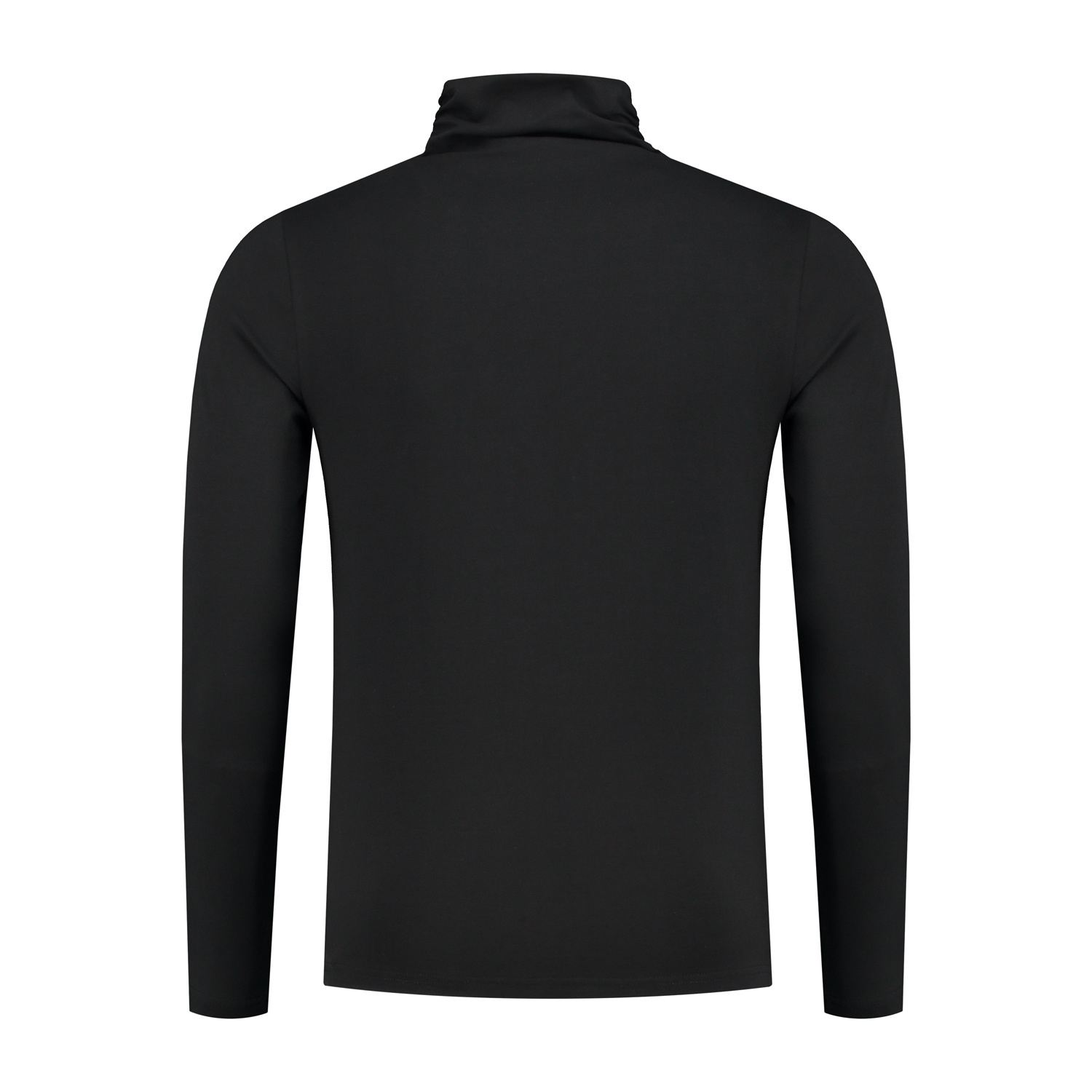 Confirm | Basic Turtleneck - Zwart-3