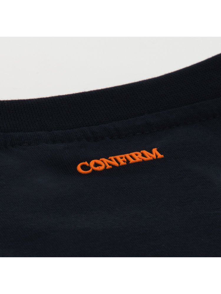 Confirm T-shirt Confirm your life - navy