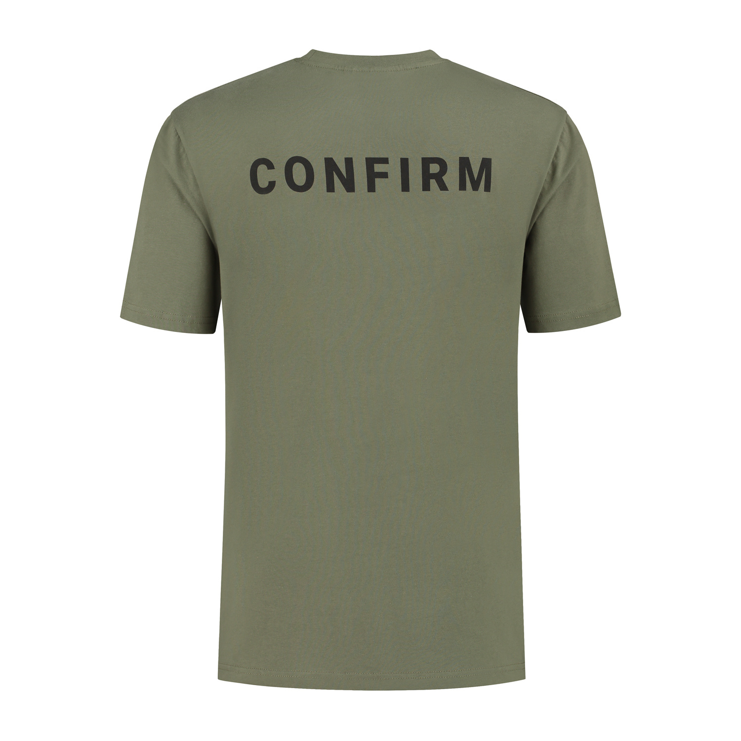 T-SHIRT POCKETLABEL - ARMY-2