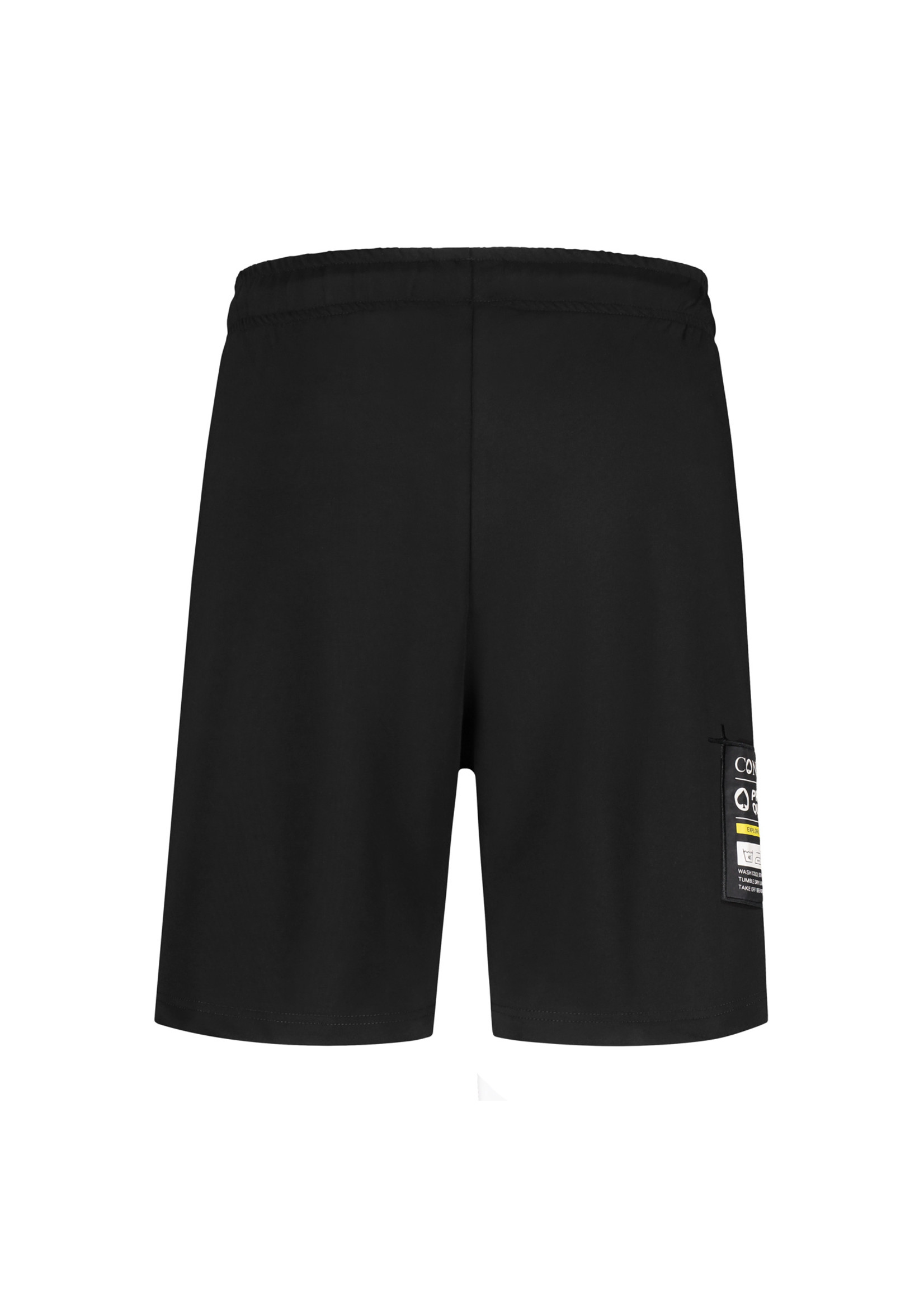 Confirm korte broek pocket label