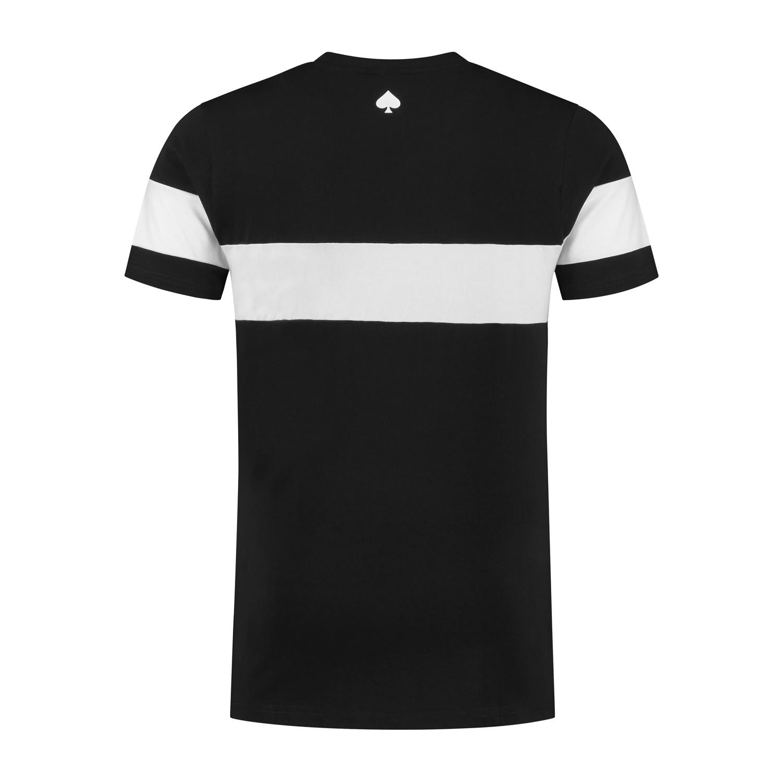 Confirm brand T-shirt banner 3D - black-4