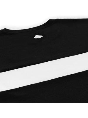 Confirm brand T-shirt banner 3D - black