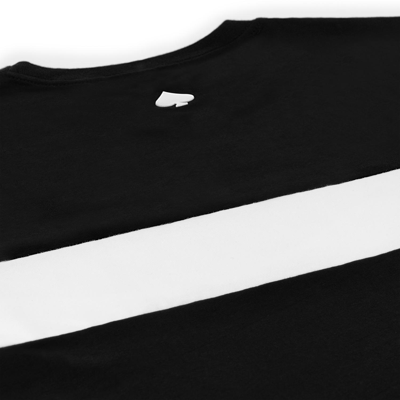Confirm brand T-shirt banner 3D - black-5