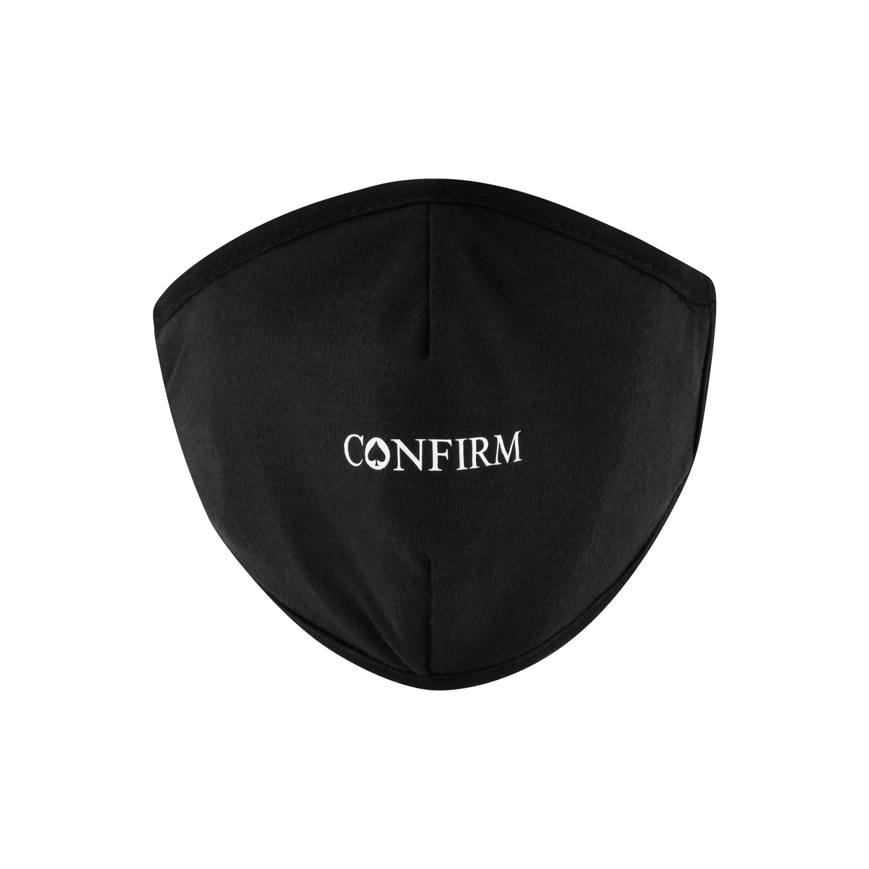 CONFIRM MASK  - BLACK/WHITE-2