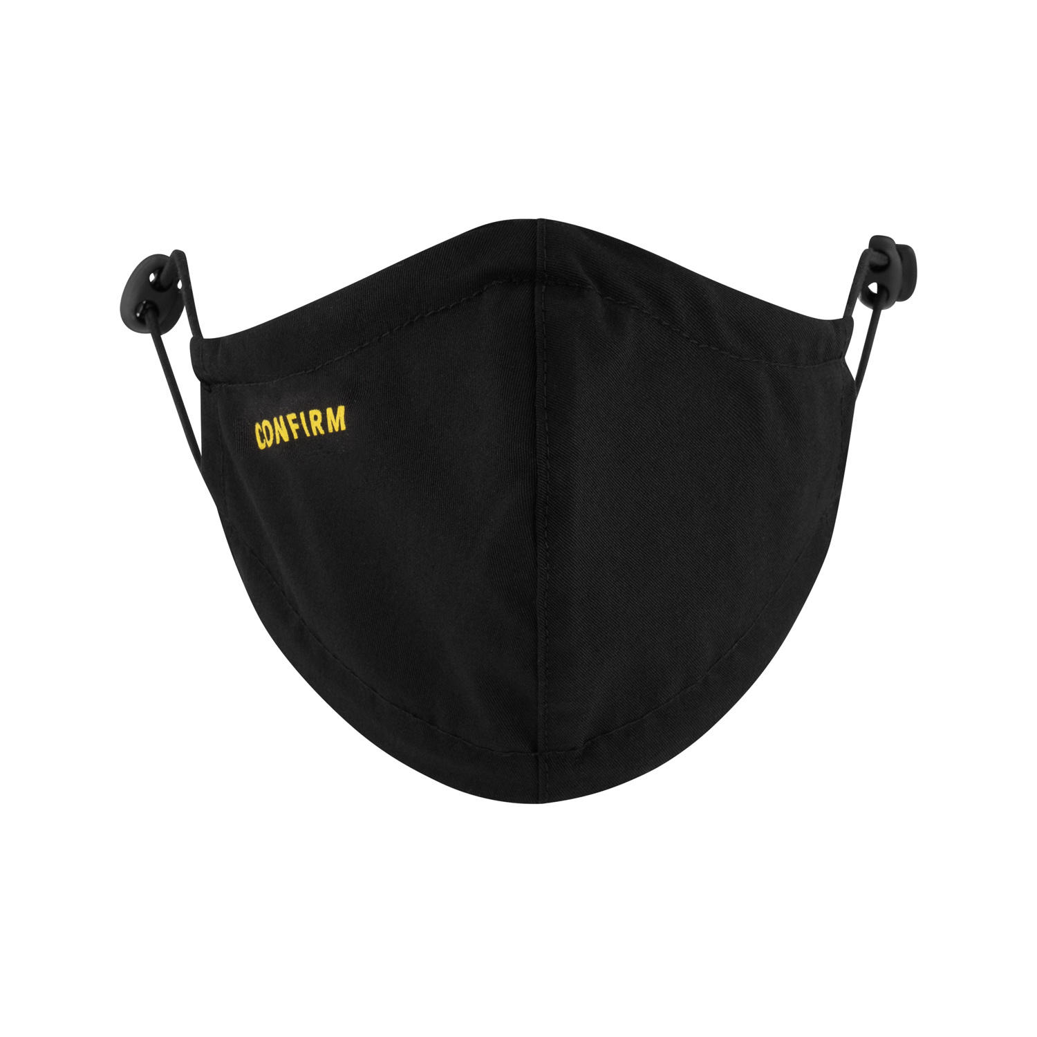 Confirm mask 2-pack - black/yellow-4