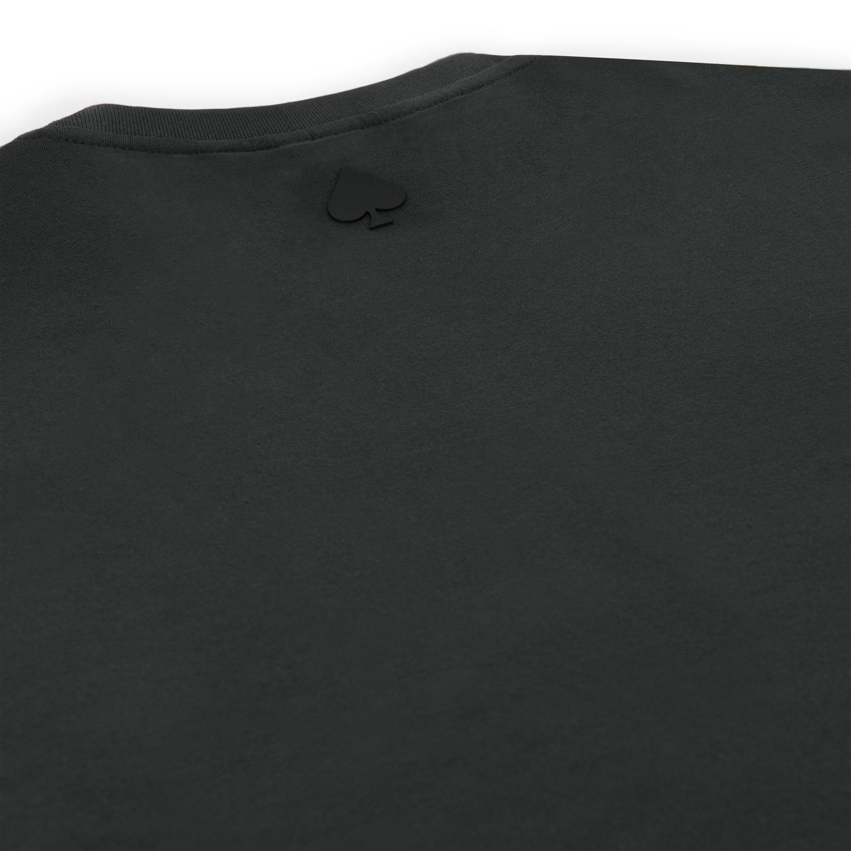 Confirm Junior brand banner T-shirt - donkergrijs-4
