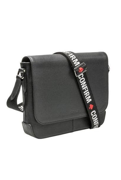 Messenger bag Verus - smooth
