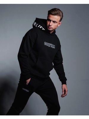 Confirm hoodie Bandit  - zwart