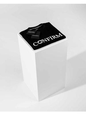 Confirm brand T-shirt 3D - black