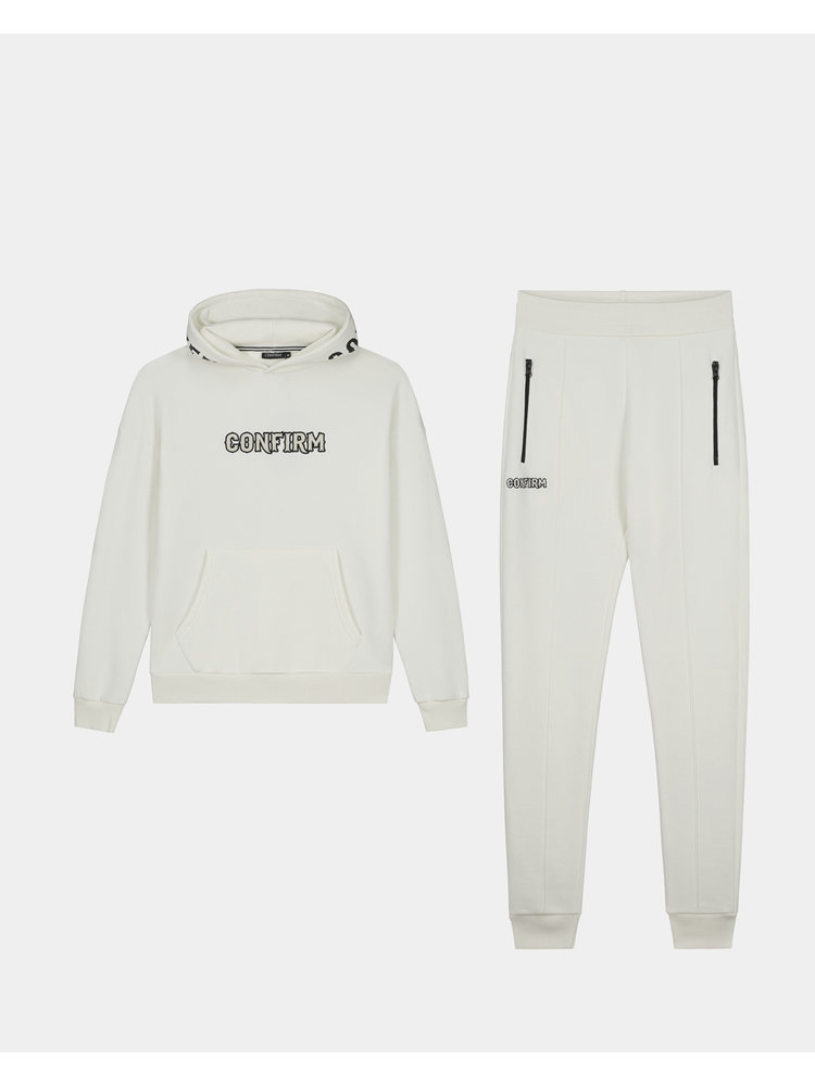 Confirm joggingpak Bandit  - off white