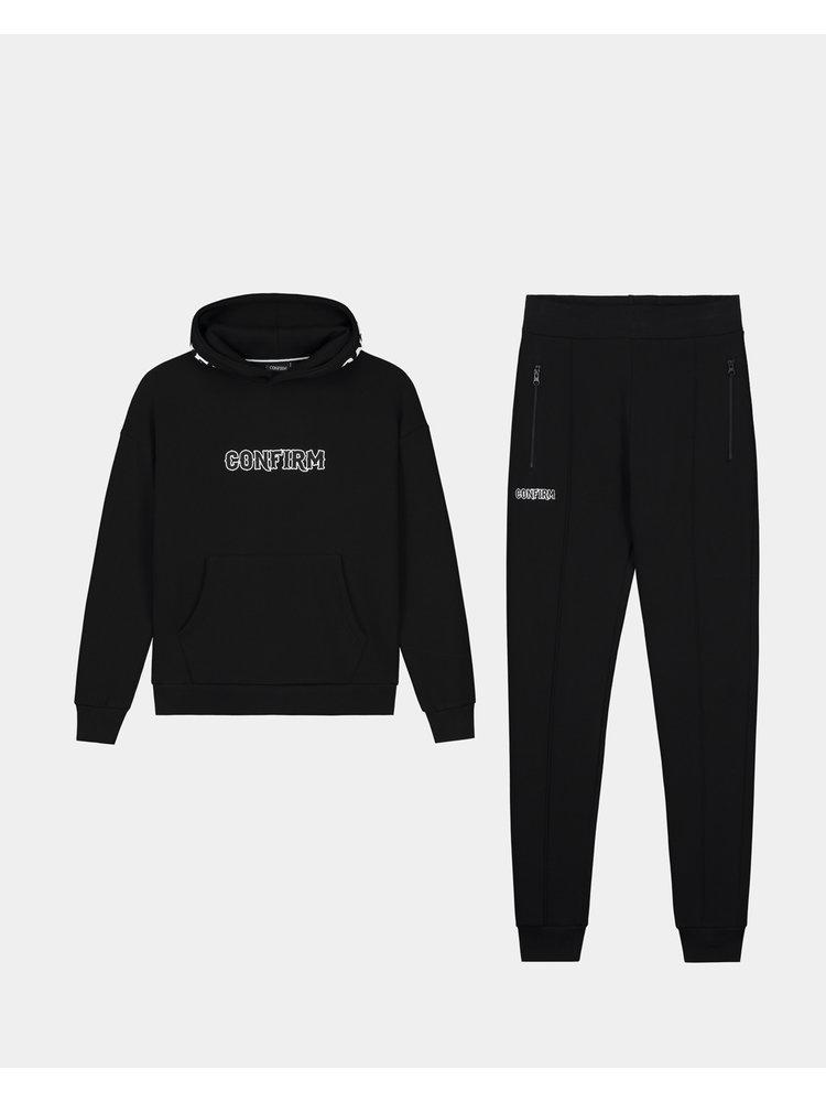 Confirm  sweatsuit Bandit  -  black