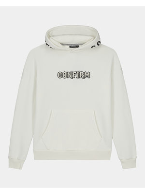 Hoodie Bandit  - off white