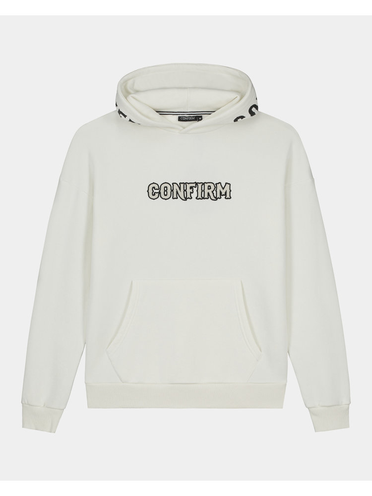 Confirm hoodie Bandit  - off white
