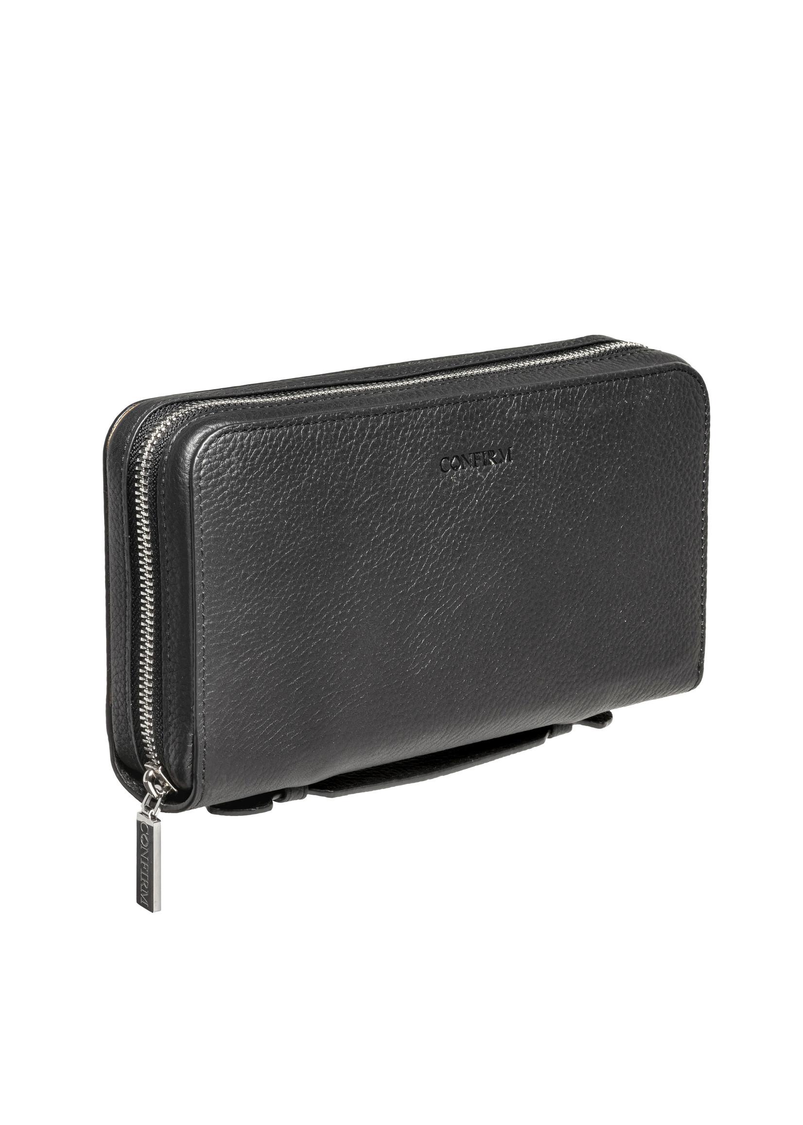Confirm Wallet XL bag  - monaco