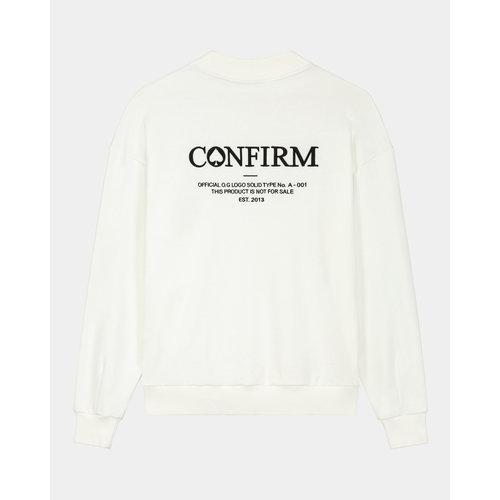 Brand sweater O.G. - off white