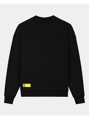Confirm brand sweater O.G - zwart
