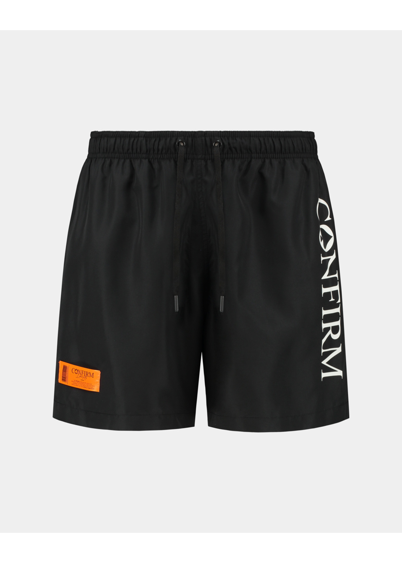 Confirm brand zwembroek O.G. - zwart/oranje