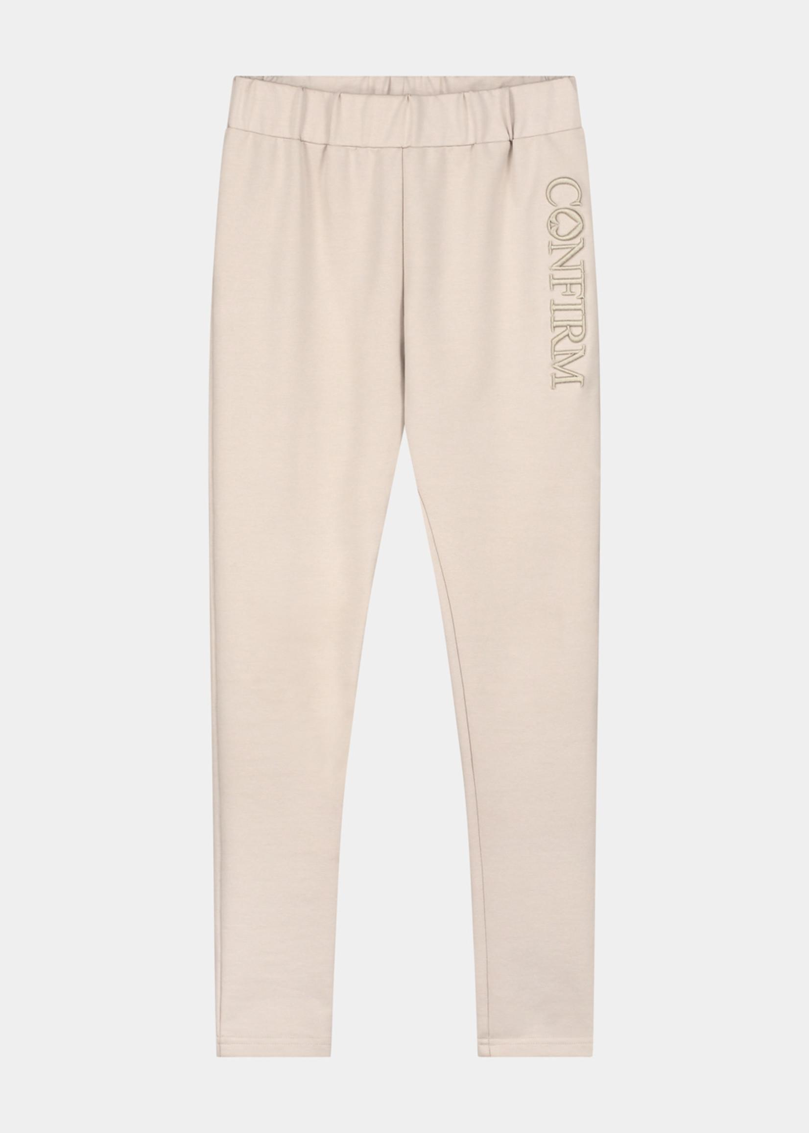 Confirm Caramella legging - zand
