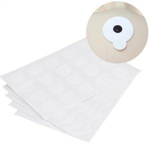 Glue sticker 1 vel bevat 20 stickers