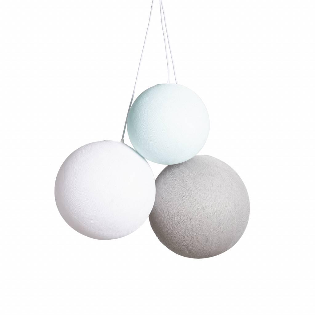 Drievoudige hanglamp 1 punt - Sea Breeze