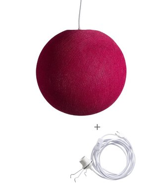 COTTON BALL LIGHTS Wandering Lampe - Cyclaam