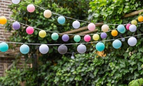 Regular Outdoor Cotton Balls