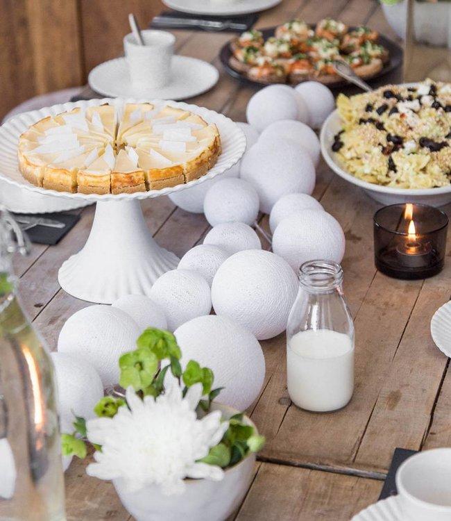 COTTON BALL LIGHTS Premium Lichtslinger - Pure Whites
