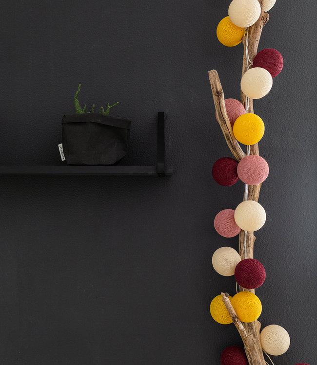COTTON BALL LIGHTS Regular  Lichtslinger - Autumn
