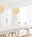 COTTON BALL LIGHTS Cotton Ball Lights enkelvoudige hanglamp beige - Shell