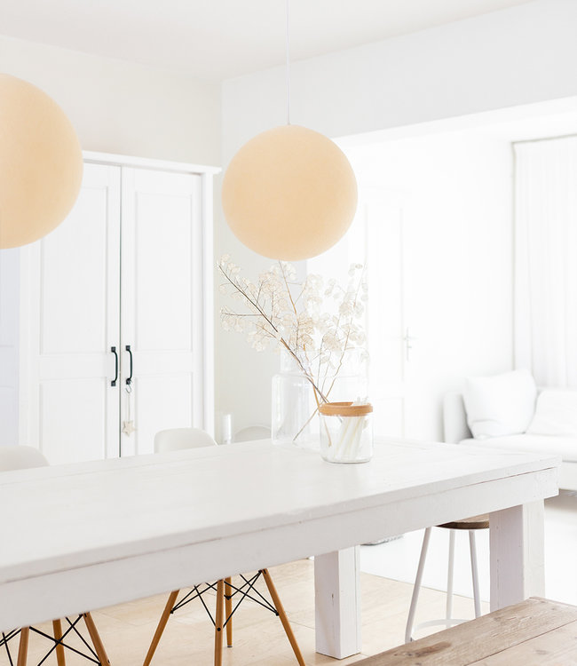COTTON BALL LIGHTS Hanglamp - Shell