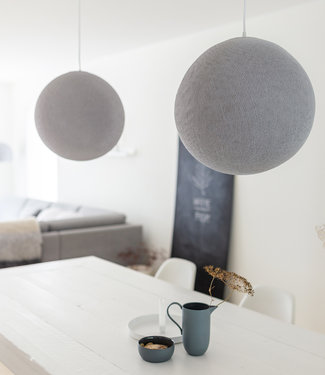 COTTON BALL LIGHTS Hanglamp - Stone