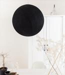 COTTON BALL LIGHTS Cotton Ball Lights enkelvoudige hanglamp zwart - Black