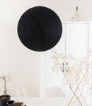 COTTON BALL LIGHTS Hanging Lamp - Black