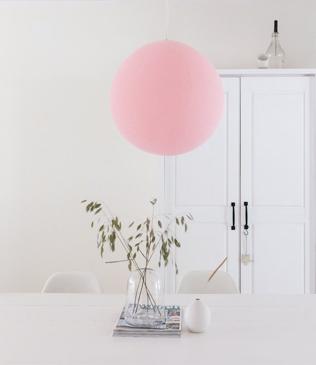 COTTON BALL LIGHTS Hanglamp - Light Pink