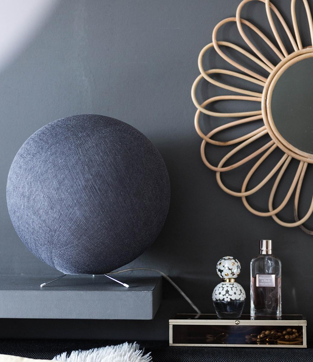 Cotton Ball Lights staande lamp grijs - Mid Grey