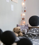 COTTON BALL LIGHTS Cotton Ball Lights staande lamp zwart - Black