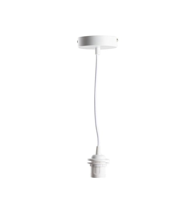COTTON BALL LIGHTS Single Hanging Support Deluxe