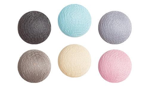 Draußen Cotton Balls