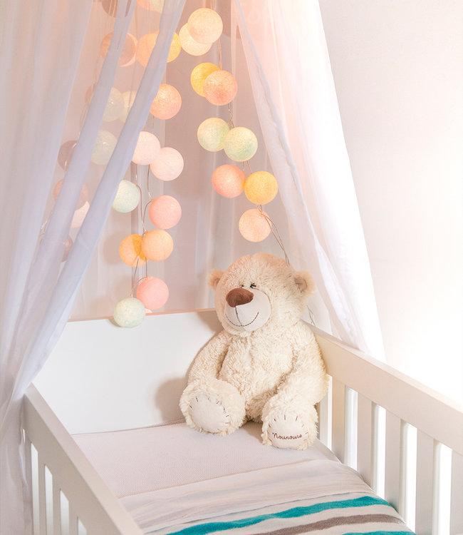 Inspiration | Kids Room | Regular Pastel String Light