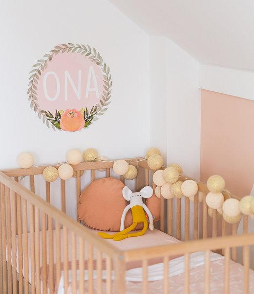 Inspiratie | Kinderkamer | Sparkling Shell Gold Lichtslinger
