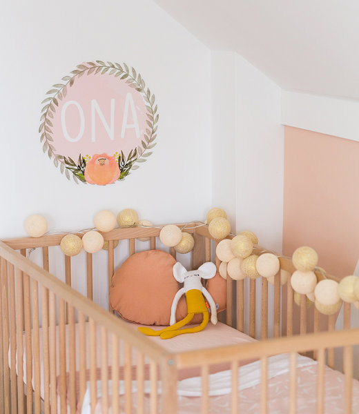 Inspiration | Kids Room | Sparkling Shell Gold String Light