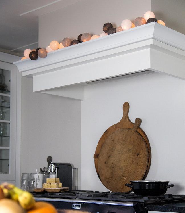 Inspiration | Kitchen | Regular Taupe String Light