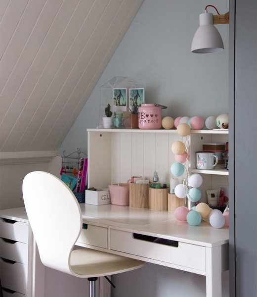 Inspiration | Workplace | Regular Pastel String Light